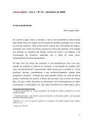 A neo-transferência - Latusa Digital