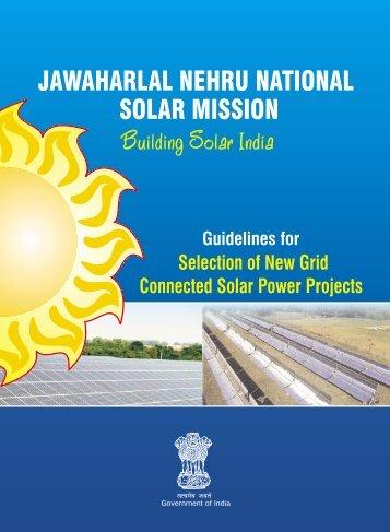 solar panels technical details
