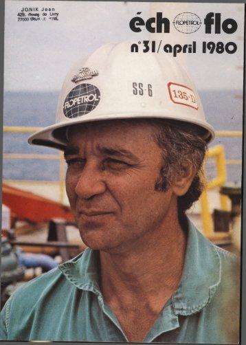 EchoFlo no 31 April 1980