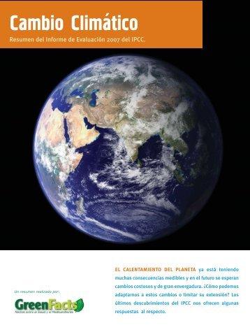Cambio Climatico - GreenFacts