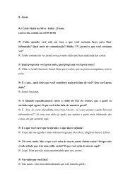 Anexos - Jornalismo da UFV