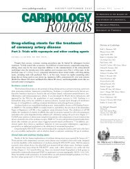 Drug-eluting stents for the treatment of coronary artery disease Part 2