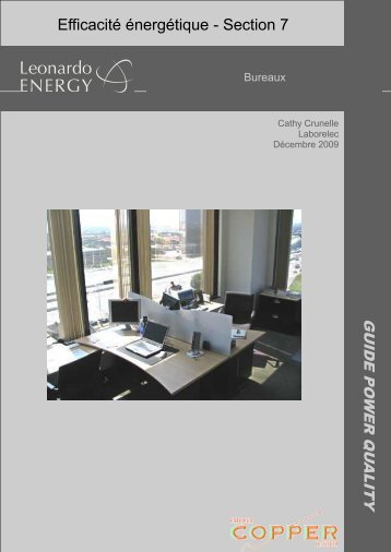 guide d'application - LEONARDO ENERGY
