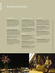 Brisbane Events - One World Publications