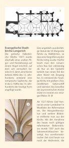 Flyer Ev. Stadtkirche Lengerich - Seite 2