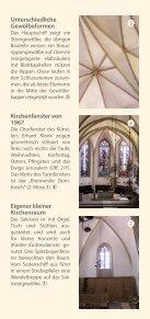 Flyer Ev. Stadtkirche Lengerich - Seite 4