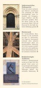 Flyer Ev. Stadtkirche Lengerich - Seite 7
