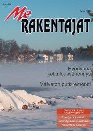 MR kevÅt 08 - Rakentaja.fi
