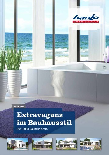 bauhaus hommage katalog hausbau24. Black Bedroom Furniture Sets. Home Design Ideas
