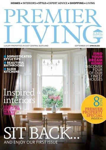Premier Living Issue 1 - ESPC.com