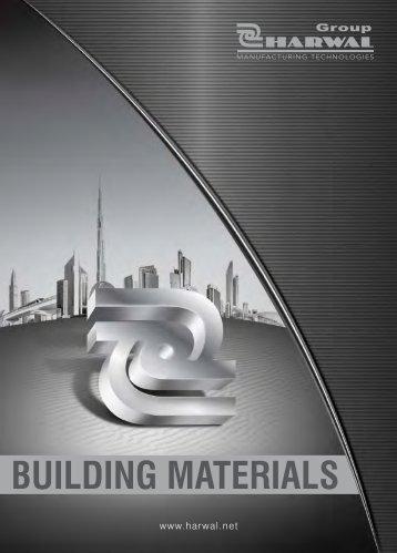 Group Harwal Building Materials Brochure - AEC Online