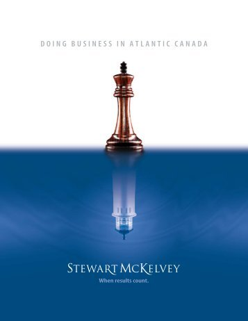 Download PDF - Stewart McKelvey