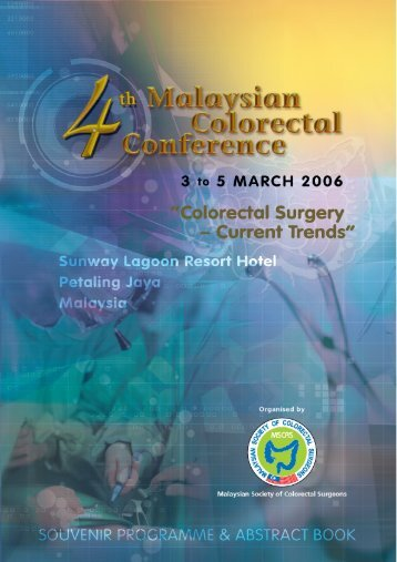 here - Malaysian Society of Colorectal Surgeons