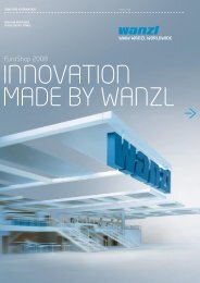 INNOVATION MAde By WANzl FUTURE ACCOUNTABILITY ...