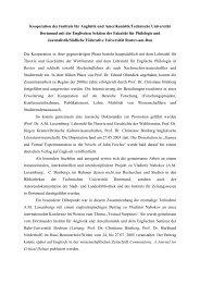 Kooperation des Instituts für Anglistik und Amerikanistik ... - Iaawiki