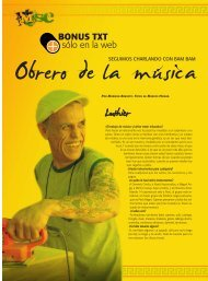 54-56 bambam_EXTENSION.qxp - Revista La Central