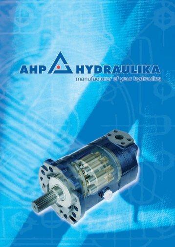 Catalogue AHP 04/2010 - AHP Hydraulika