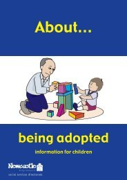 being adopted - Newcastle City Council