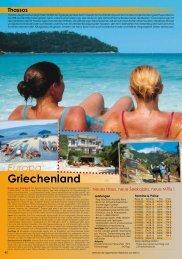 Griechenland - bei Wave Reisen!