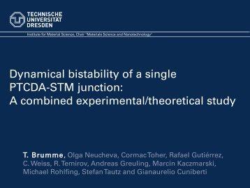 Modeling molecule-surface interactions - AtMol