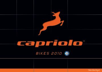 BIKES 2010 - CAPRIOLO bicikl