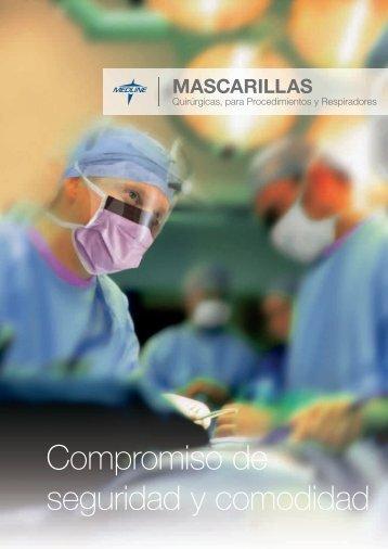 Mascarillas Quirúrgicas - Medline