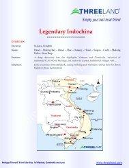 Legendary Indochina - World Travel Market