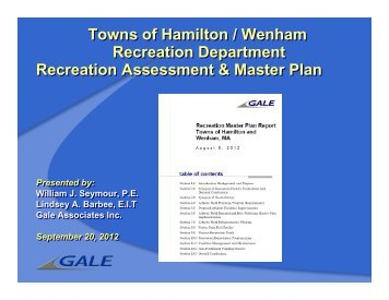 Power Point Presentation - Hamilton