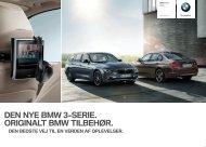 Originalt BMW tilbehør til BMW 3-serie Sedan og ... - BMW Danmark