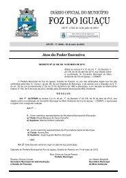 Edição Nº. 2006 de 23 de maio de 2013 - Portal do Servidor