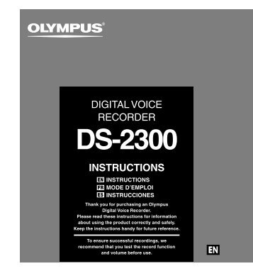 DS-2300 - Digitalvoice.ie | Digital voice solutions from Nuance and ...