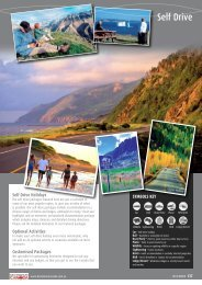 Download all Self Drive holidays here - Destination Canada