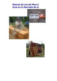 8. manual de uso del marco guía en el aserrado de la madera