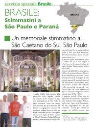 BRASILE: - Stimmatini