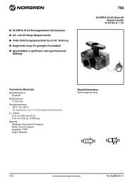 OLYMPIA PLUS-Serie 68 Absperrventile G 3/4 ... - NOR-Service Kft.