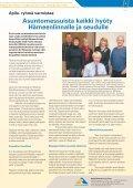Yrittäminen kiinnostaa taas - Kehittämiskeskus Oy Häme - Page 3