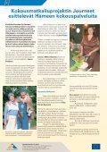 Yrittäminen kiinnostaa taas - Kehittämiskeskus Oy Häme - Page 4