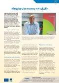 Yrittäminen kiinnostaa taas - Kehittämiskeskus Oy Häme - Page 5
