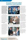 Yrittäminen kiinnostaa taas - Kehittämiskeskus Oy Häme - Page 6