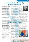 Yrittäminen kiinnostaa taas - Kehittämiskeskus Oy Häme - Page 7