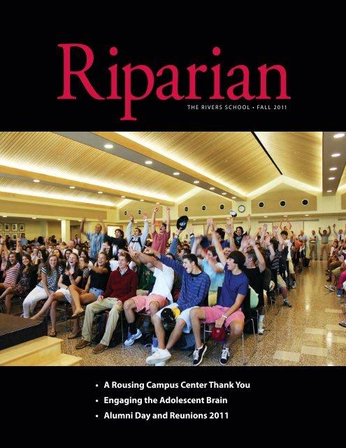 foto de The Riparian - Fall 2011 - The Rivers School