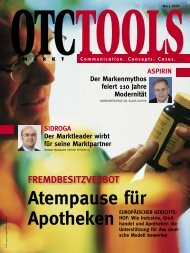 apothekenmarkt - WAZ ZEITSCHRIFTEN MARKETING GmbH & Co ...