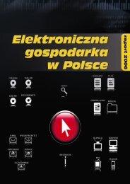 Elektroniczna Gospodarka w Polsce – raport 2006