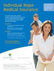 Individual Major Medical Insurance - Health Insurance Leads