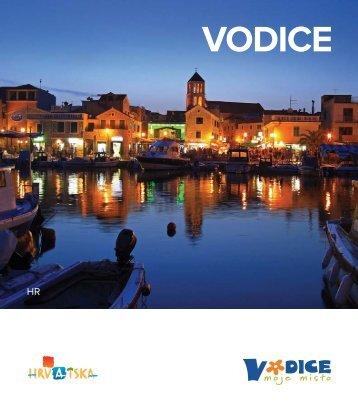 Image brošura Vodice - PDF