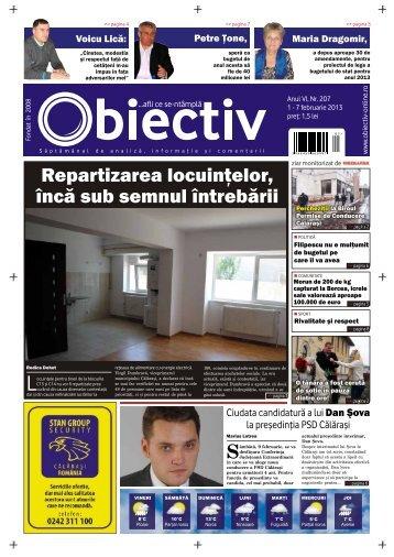 Repartizarea locuinţelor, încă sub semnul întrebării - Obiectiv