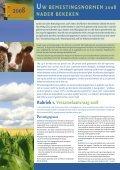 Mestgazet 6 - Bemestingsnormen 2008 - Vlaamse Landmaatschappij - Page 4