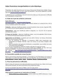 aides financ dep44 - Espace Info Energie Pays de la Loire