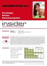 TIMETABLE - Insider Verlag AG