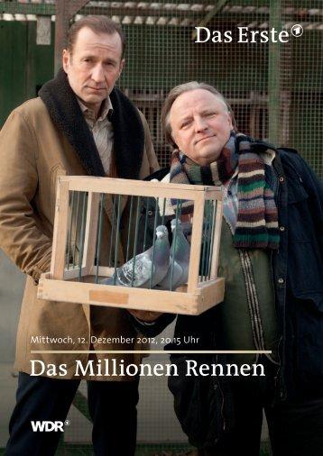 Das Millionen Rennen - WDR.de